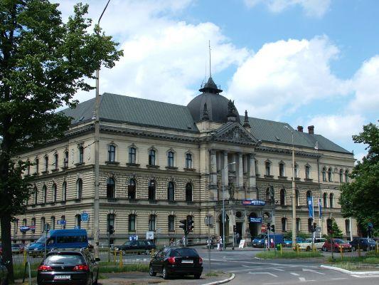 Pałac Ziemstwa Pomorskiego w Szczecinie