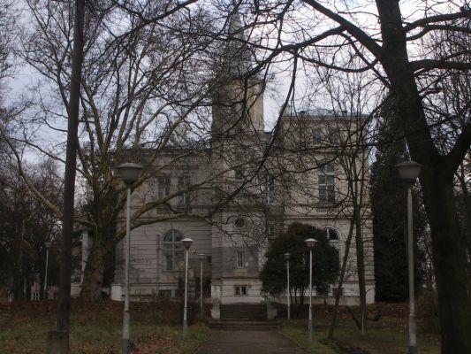 Pałacyk we Wieńcu koło Włocławka
