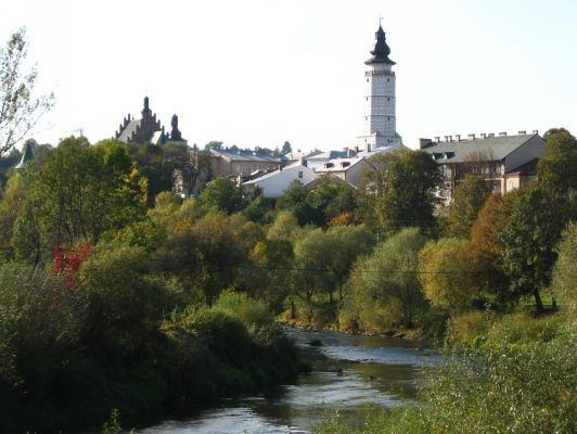 Panorama Biecza