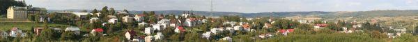 Panorama Brzozowa