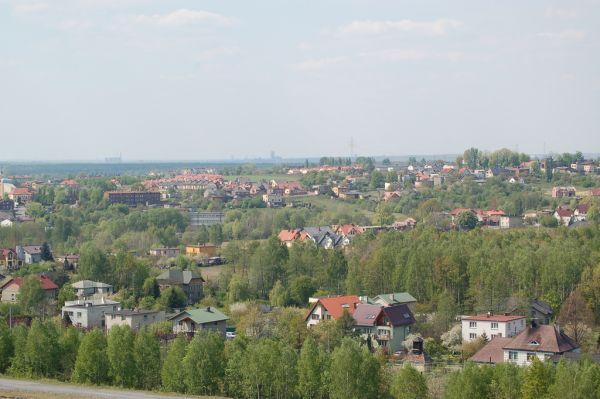 Panorama Kostuchny