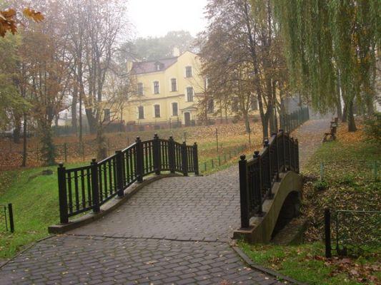 Park Dąbrówka w Jastrzębiu-Zdroju