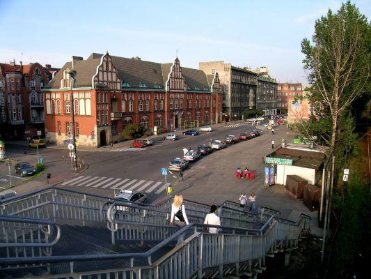 Plac Dwocowy w Zabrzu