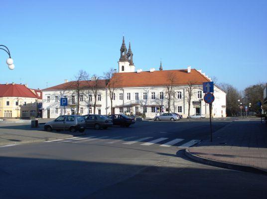 Plac Legionów w Wieluniu