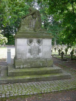 Pomnik Jeńców Serbskich w Łambinowicach