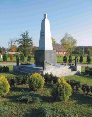 Pomnik Powstańców Śląskich - mieszkańców Kostuchny
