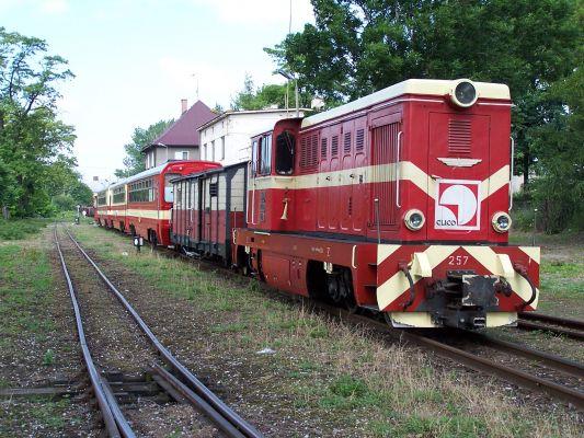 """Przeworsk - Kolej Wąskotorowa """"Pogórzanin"""""""