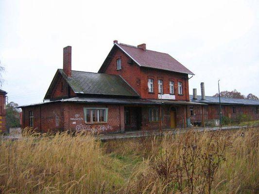 Przystanek kolejowy - Kietrz