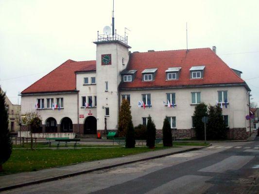 Ratusz Miejski w Łabiszynie