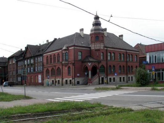 Ratusz w Lipinach