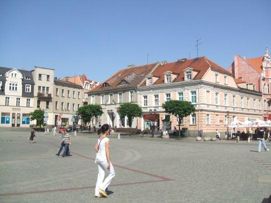 Rynek w Gnieźnie