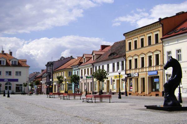 Rynek w Koninie