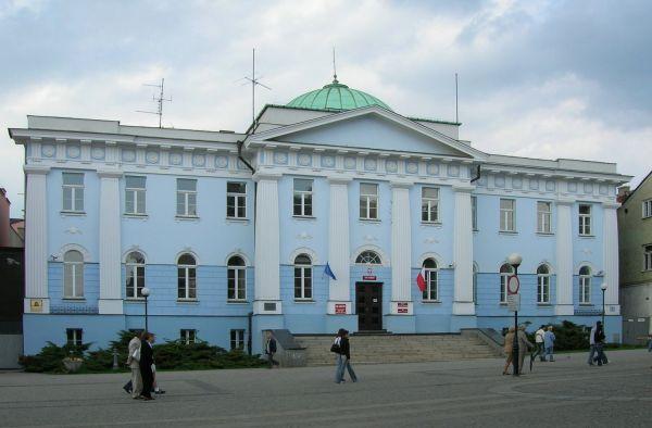 Sąd w Radomiu -dawniej Narodowy Bank Polski