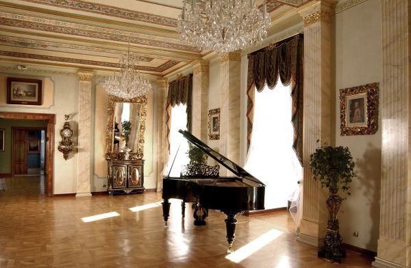 Salon Muzyczny w Muzeum w Bielsku–Białej