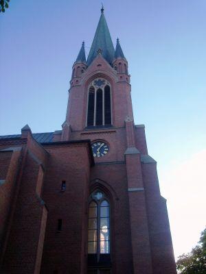 Katowice - Kościół św. Szczepana