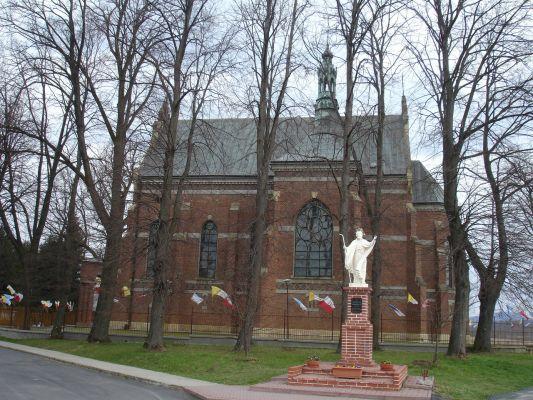 Sanktuarium Świętego Andrzeja Boboli w Strachocinie