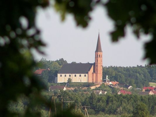 Sanktuarium w Grodowcu