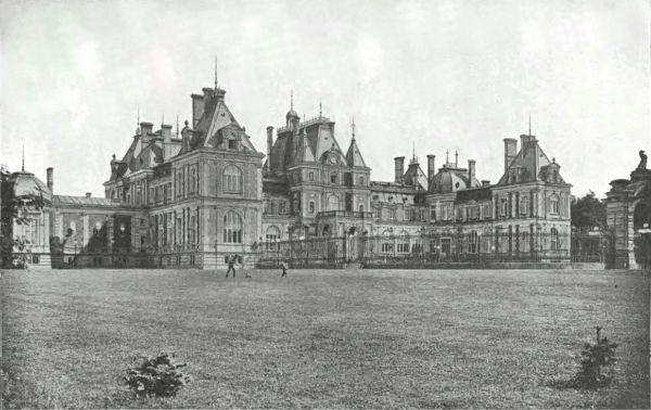 Schloss Neudeck przed 1904r