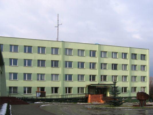 Siedziba Urzędu Miejskiego w Staszowie
