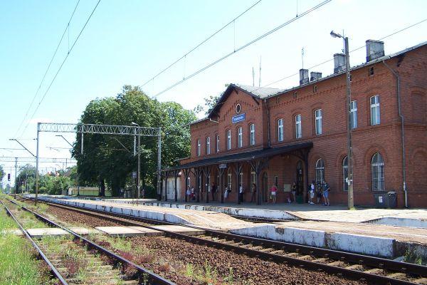 Stacja kolejowa Pobiedziska