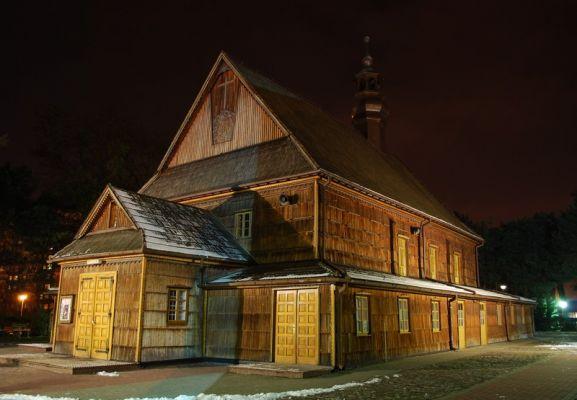 Stalowa Wola - Kościół parafialny św. Floriana