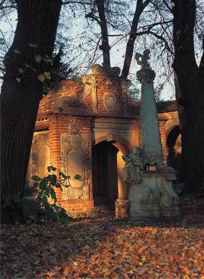 Staromiejski cmentarz ewangelicki we Wschowie