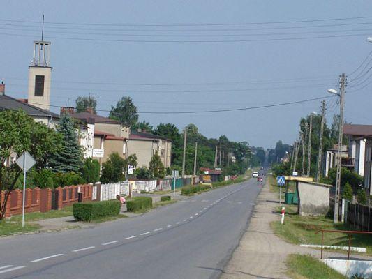 Strzeniń ul.Lubliniecka