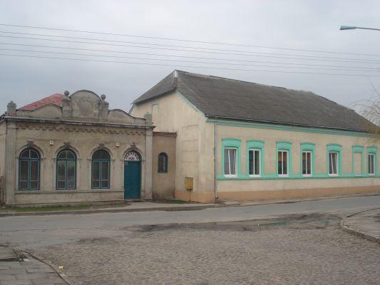 Synagoga Garbarska i dom Najbergów w Szydłowcu