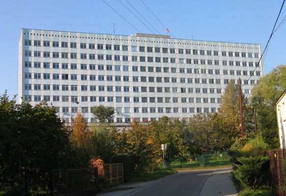 Szpital w Katowicach Ochojcu
