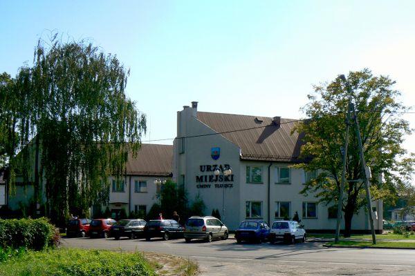 Tłuszcz - siedziba Urzędu Gminy