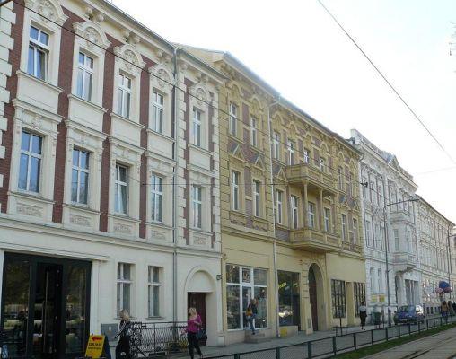 Ulica Chrobrego, część gorzowskiego Traktu Królewskiego