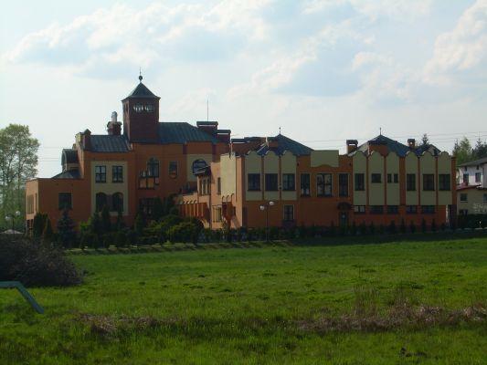 Urząd gminy w Mszanie