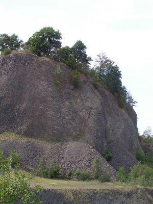 Wilcza Góra - rezerwat przyrody w pobliżu Złotoryi