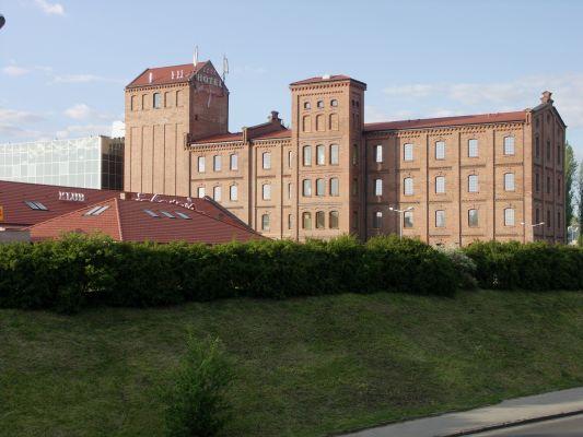 Włocławek - hotel Młyn