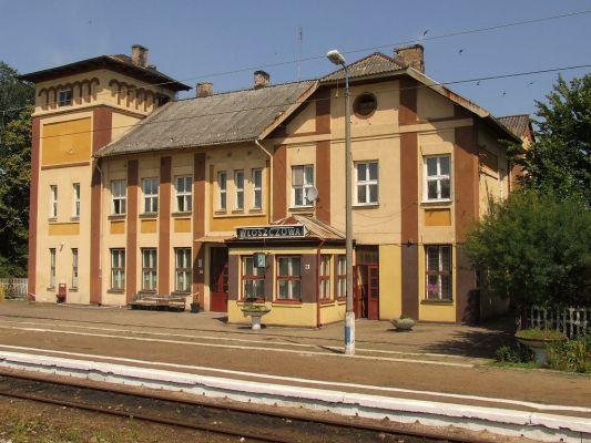 Włoszczowa - dworzec kolejowy