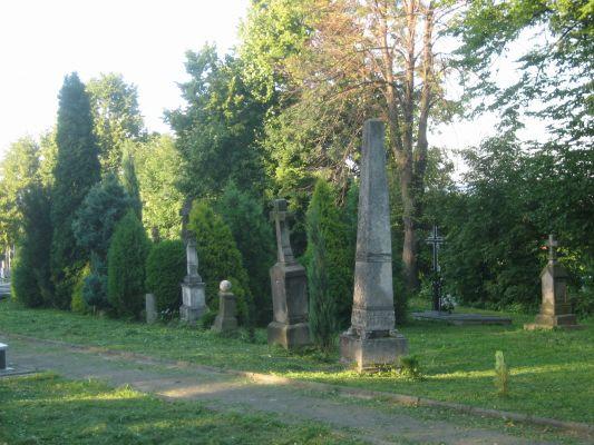 Zabytkowy cmentarz w Klimkówce