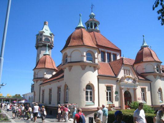 Zakład balneologiczny w Sopocie