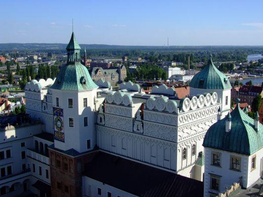 Zamek Ksiażąt Pomorskich w Szczecinie