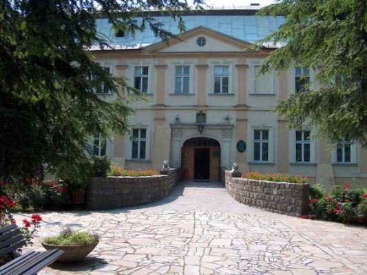 Zamek w Chałupkach