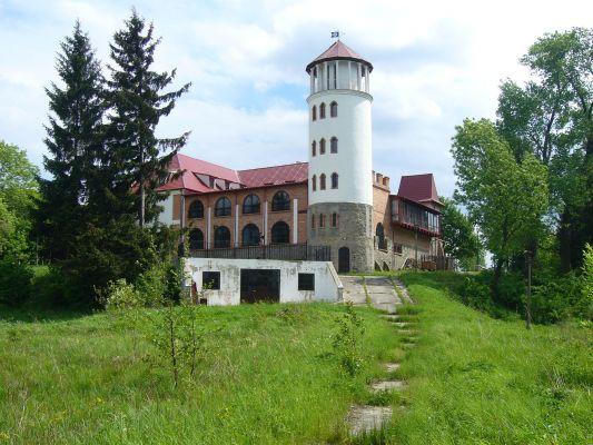 Zamek w Zaklikowie