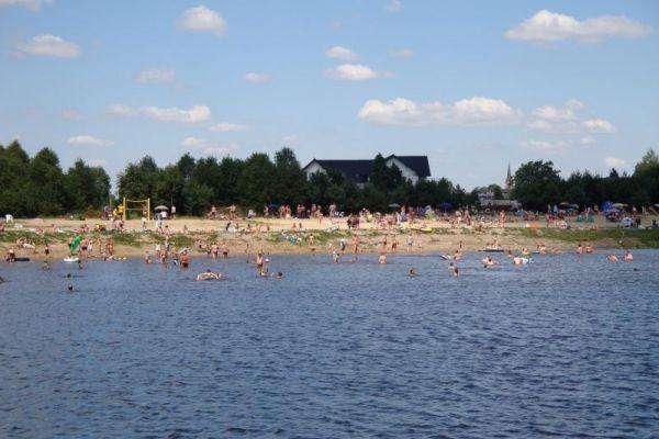 Zbiornik wodny Pająk w Konopiskach