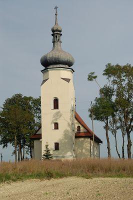 Zdjęcie kościoła pw. św. Klemensa w Lędzinach