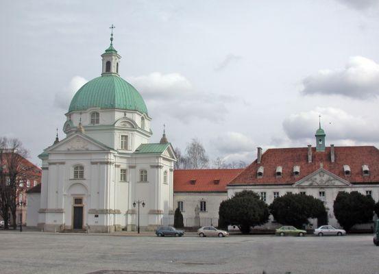 Zespół klasztorny sakramentek przy Rynku Nowego Miasta w Warszawie