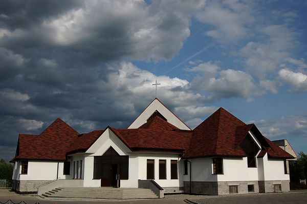Kościół Miłosierdzia Bożego w Żorach