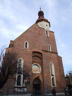 Kościół pw. Świetych Filipa i Jakuba w Żorach