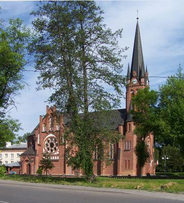 Kośiół św. Józefa w Konstancinie-Jeziornej