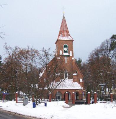 Kośiół Wniebowzięcia Najświętszej Maryi Panny w Konstancinie-Jeziornej