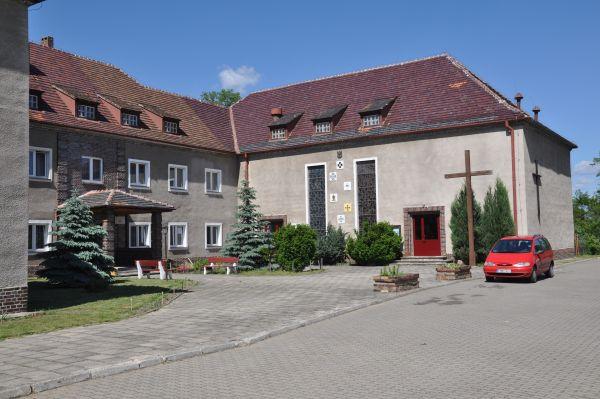 Kościół garnizonowy w Gubinie