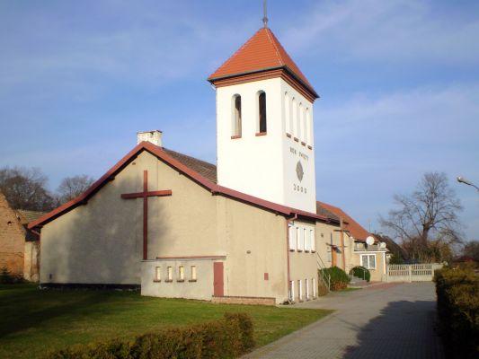 Kościół pw. Podwyższenia Krzyża Świętego w Gubinie