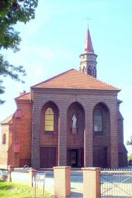 Kościół pw. Trójcy Świętej w Gubinie